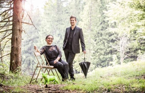 Cécile Verny & Johannes Maikranz - Mein Liedgut