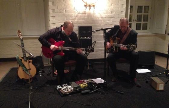 Jörg Seidel - Frank Haunschild: two guitars, two voices